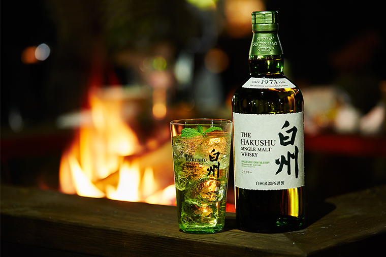 Ruou Hakushu Single Malt Whisky